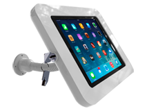 Wallmounts for ipad and android tablets